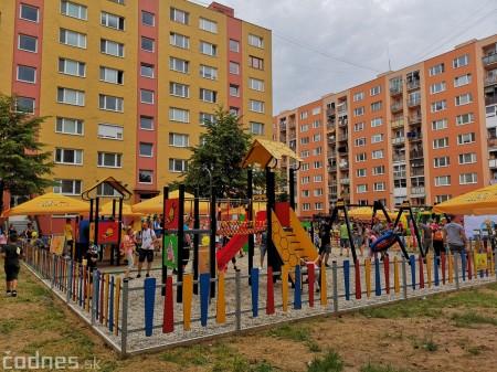 Foto: Slávnostné otvorenie detského ihriska Žihadielko - Prievidza 10