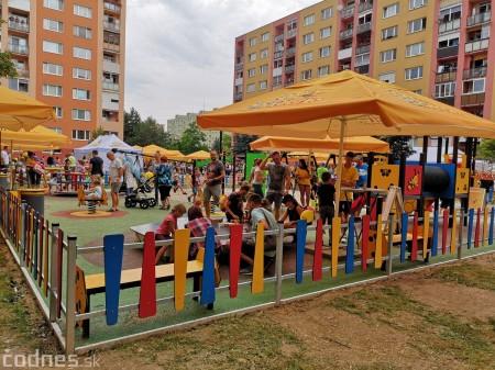 Foto: Slávnostné otvorenie detského ihriska Žihadielko - Prievidza 15