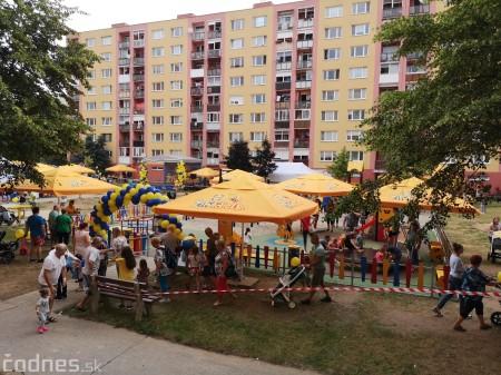 Foto: Slávnostné otvorenie detského ihriska Žihadielko - Prievidza 16
