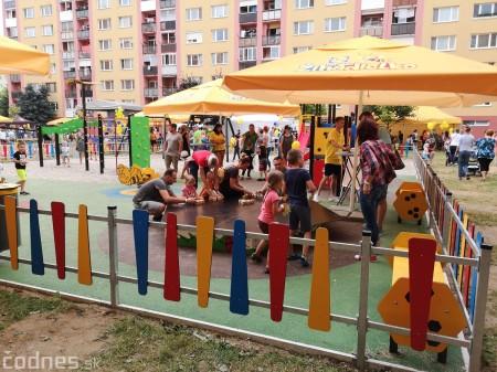Foto: Slávnostné otvorenie detského ihriska Žihadielko - Prievidza 17