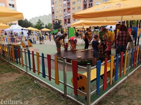 Foto: Slávnostné otvorenie detského ihriska Žihadielko - Prievidza 18