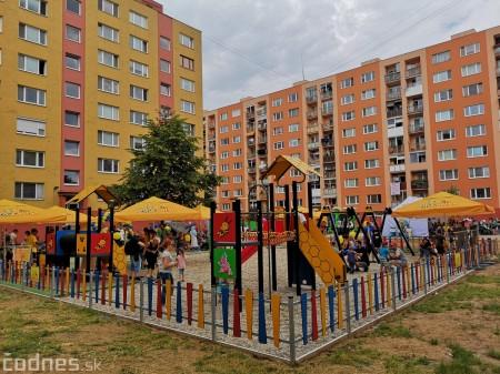 Foto: Slávnostné otvorenie detského ihriska Žihadielko - Prievidza 19