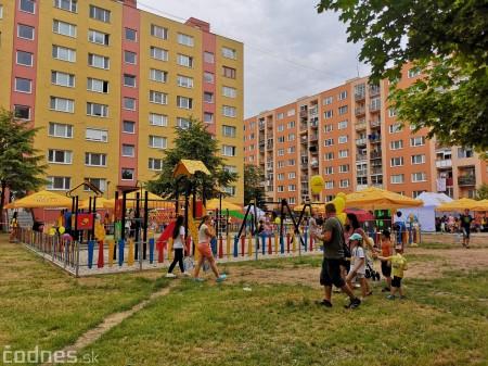 Foto: Slávnostné otvorenie detského ihriska Žihadielko - Prievidza 22