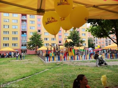 Foto: Slávnostné otvorenie detského ihriska Žihadielko - Prievidza 24