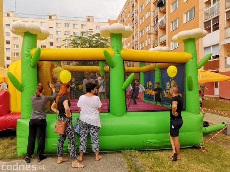 Foto: Slávnostné otvorenie detského ihriska Žihadielko - Prievidza 26