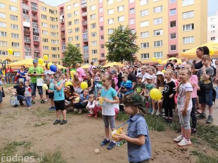 Foto: Slávnostné otvorenie detského ihriska Žihadielko - Prievidza 29
