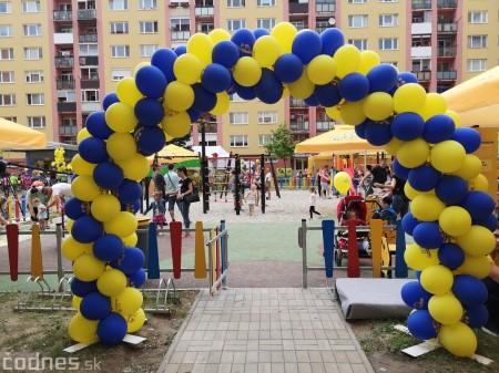Foto: Slávnostné otvorenie detského ihriska Žihadielko - Prievidza 32