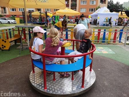 Foto: Slávnostné otvorenie detského ihriska Žihadielko - Prievidza 33