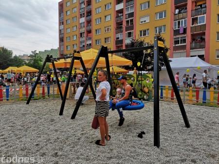 Foto: Slávnostné otvorenie detského ihriska Žihadielko - Prievidza 35