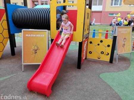 Foto: Slávnostné otvorenie detského ihriska Žihadielko - Prievidza 37