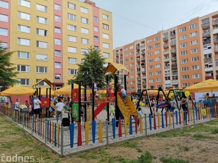 Foto: Slávnostné otvorenie detského ihriska Žihadielko - Prievidza 38
