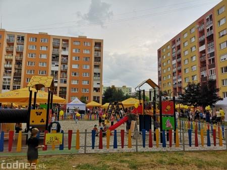 Foto: Slávnostné otvorenie detského ihriska Žihadielko - Prievidza 41
