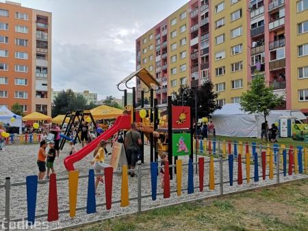 Foto: Slávnostné otvorenie detského ihriska Žihadielko - Prievidza 42