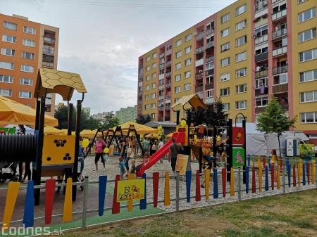 Foto: Slávnostné otvorenie detského ihriska Žihadielko - Prievidza 43