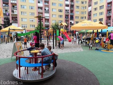 Foto: Slávnostné otvorenie detského ihriska Žihadielko - Prievidza 44