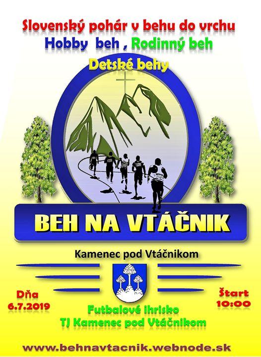 Beh na Vtáčnik 2019