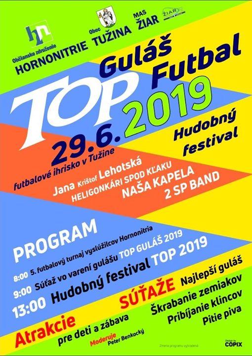 TOP GULÁŠ 2019