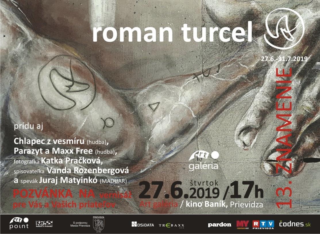 13. Znamenie - Roman Turcel