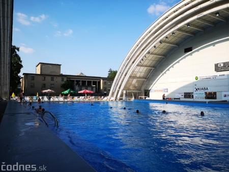 Národné centrum vodného póla - kúpalisko Nováky 1