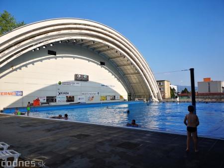 Národné centrum vodného póla - kúpalisko Nováky 18
