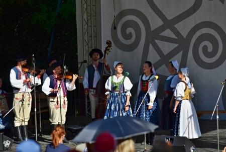 Foto a video: Hornonitrianske folklórne slávnosti 2019 - Prievidza 1
