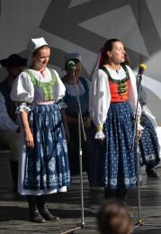 Foto a video: Hornonitrianske folklórne slávnosti 2019 - Prievidza 3