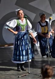 Foto a video: Hornonitrianske folklórne slávnosti 2019 - Prievidza 4