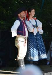 Foto a video: Hornonitrianske folklórne slávnosti 2019 - Prievidza 6