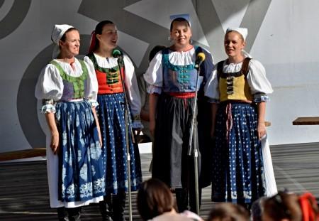 Foto a video: Hornonitrianske folklórne slávnosti 2019 - Prievidza 9
