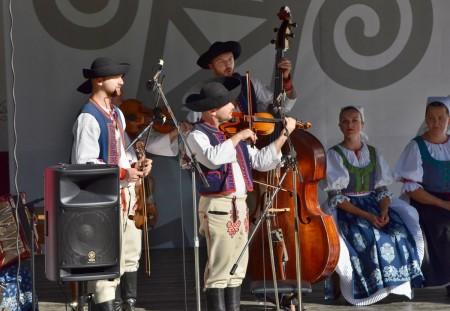 Foto a video: Hornonitrianske folklórne slávnosti 2019 - Prievidza 11