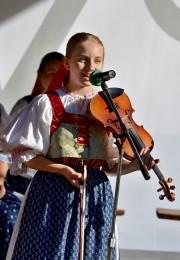 Foto a video: Hornonitrianske folklórne slávnosti 2019 - Prievidza 14