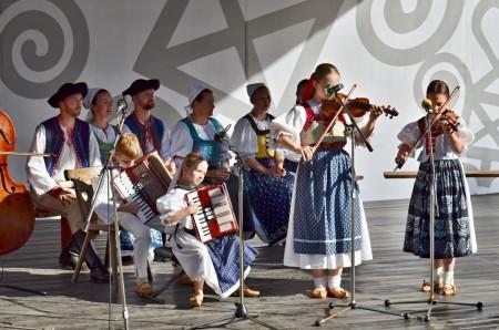 Foto a video: Hornonitrianske folklórne slávnosti 2019 - Prievidza 15