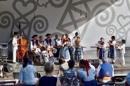 Foto a video: Hornonitrianske folklórne slávnosti 2019 - Prievidza 16