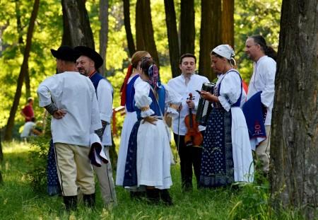 Foto a video: Hornonitrianske folklórne slávnosti 2019 - Prievidza 18