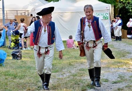 Foto a video: Hornonitrianske folklórne slávnosti 2019 - Prievidza 20