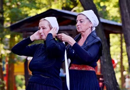 Foto a video: Hornonitrianske folklórne slávnosti 2019 - Prievidza 21