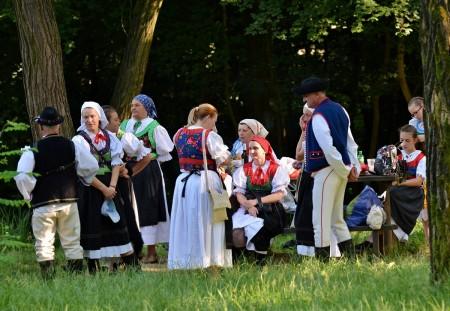 Foto a video: Hornonitrianske folklórne slávnosti 2019 - Prievidza 25