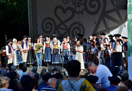 Foto a video: Hornonitrianske folklórne slávnosti 2019 - Prievidza 27