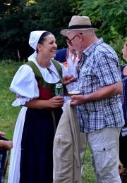 Foto a video: Hornonitrianske folklórne slávnosti 2019 - Prievidza 31