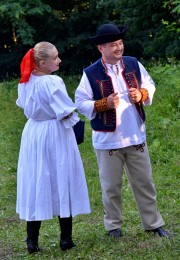 Foto a video: Hornonitrianske folklórne slávnosti 2019 - Prievidza 32