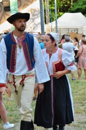 Foto a video: Hornonitrianske folklórne slávnosti 2019 - Prievidza 34