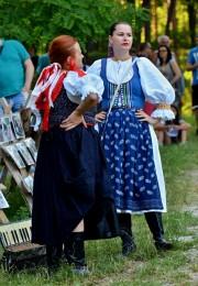 Foto a video: Hornonitrianske folklórne slávnosti 2019 - Prievidza 35