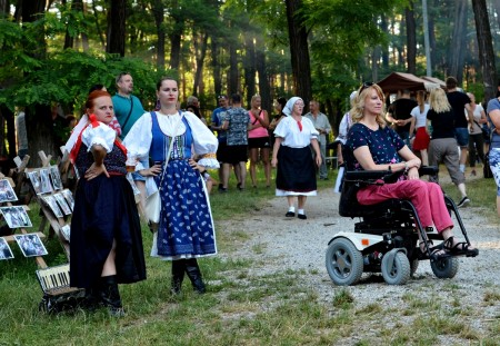 Foto a video: Hornonitrianske folklórne slávnosti 2019 - Prievidza 38