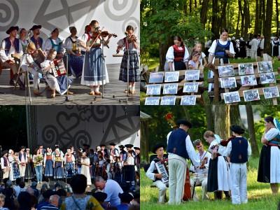 Foto a video: Hornonitrianske folklórne slávnosti 2019 - Prievidza