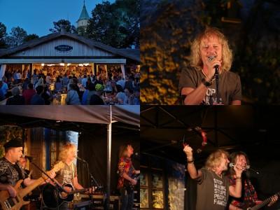 Foto a video: Peter NAGY a INDIGO - Bojnice 2019 - Bojnický dvor