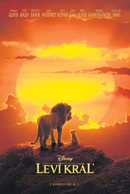 Leví kráľ  3D (The Lion King)