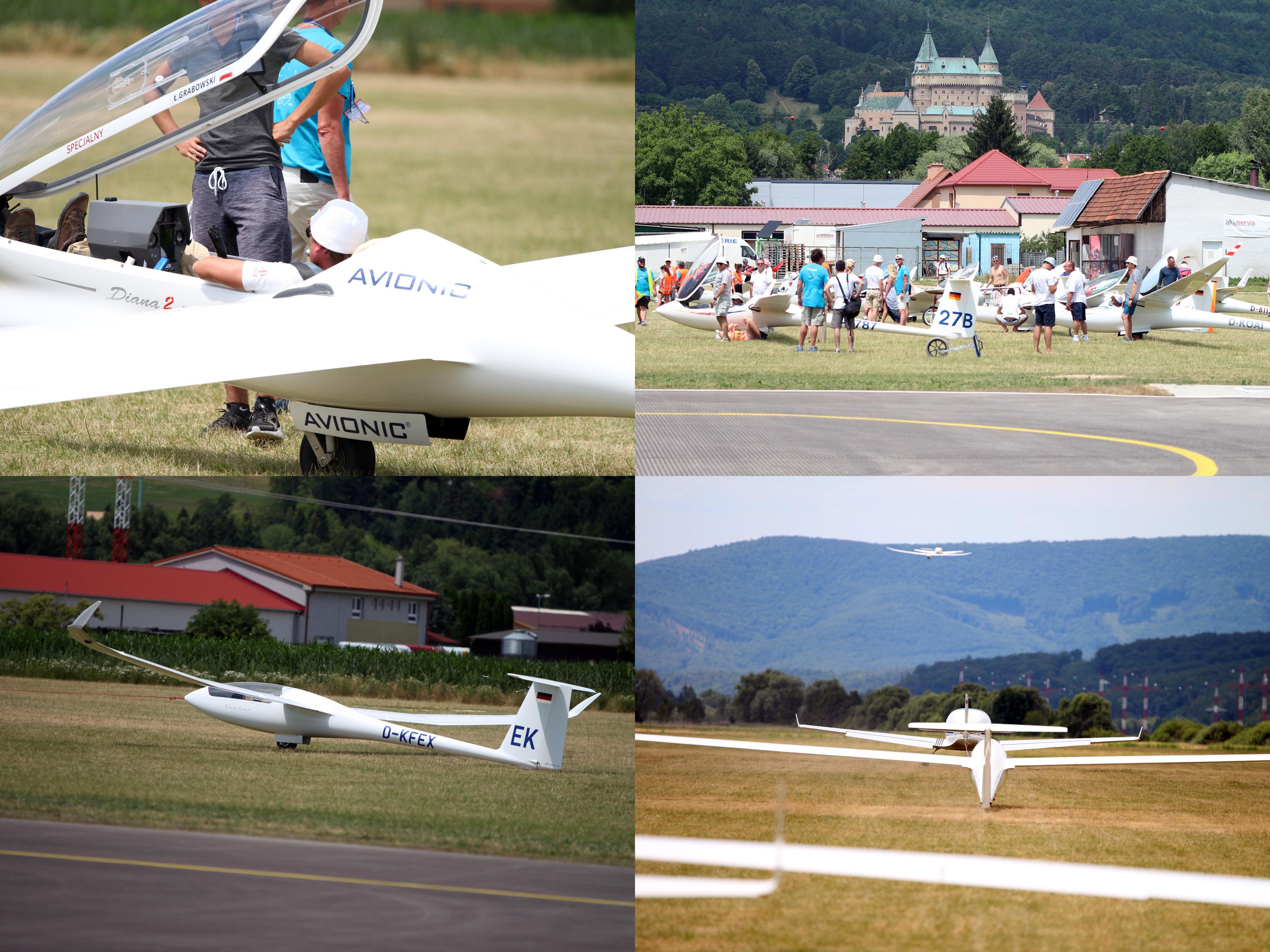 Video: 20 FAI Majstrovstvá Európy v bezmotorovom lietaní - Európska plachtárska špička v Prievidzi