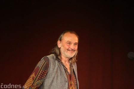 """Foto: Jaroslav Dušek - Talk show """"PODOBY LÁSKY"""" + Piata dohoda - Prievidza 2019 52"""