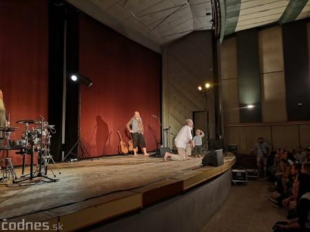 """Foto: Jaroslav Dušek - Talk show """"PODOBY LÁSKY"""" + Piata dohoda - Prievidza 2019 55"""