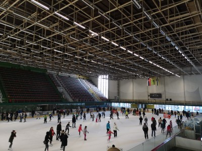 Ľadová plocha bude v Prievidzi spustená skôr
